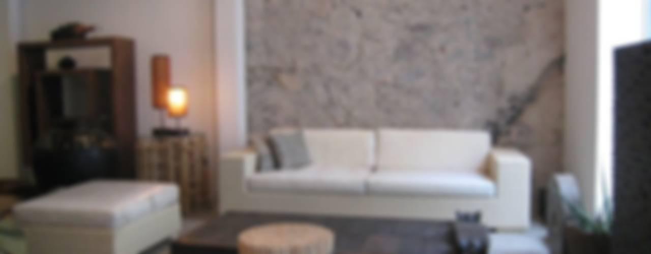 Rehabilitación integral WAREHOUSE ESTUDIO 95 Salones de estilo moderno de BOX49 Arquitectura y Diseño Moderno