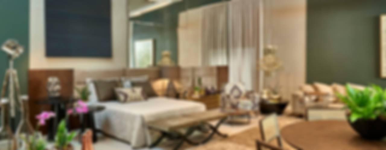 Chambre de style  par Lider Interiores, Moderne