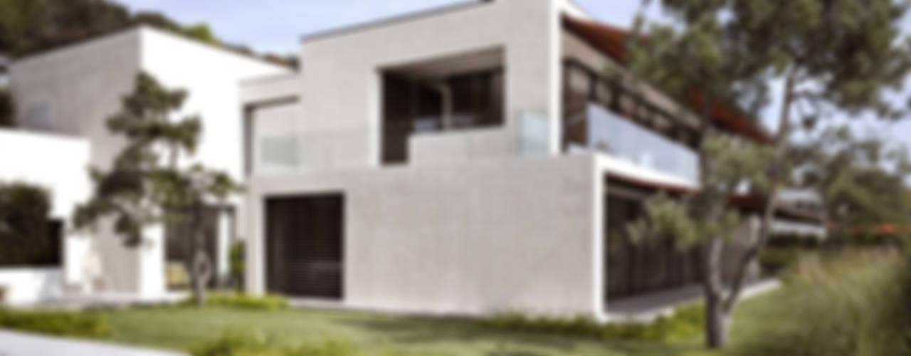 Objekt 188 Moderne Häuser von meier architekten zürich Modern