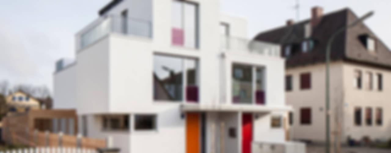 MuG Architekten Modern houses