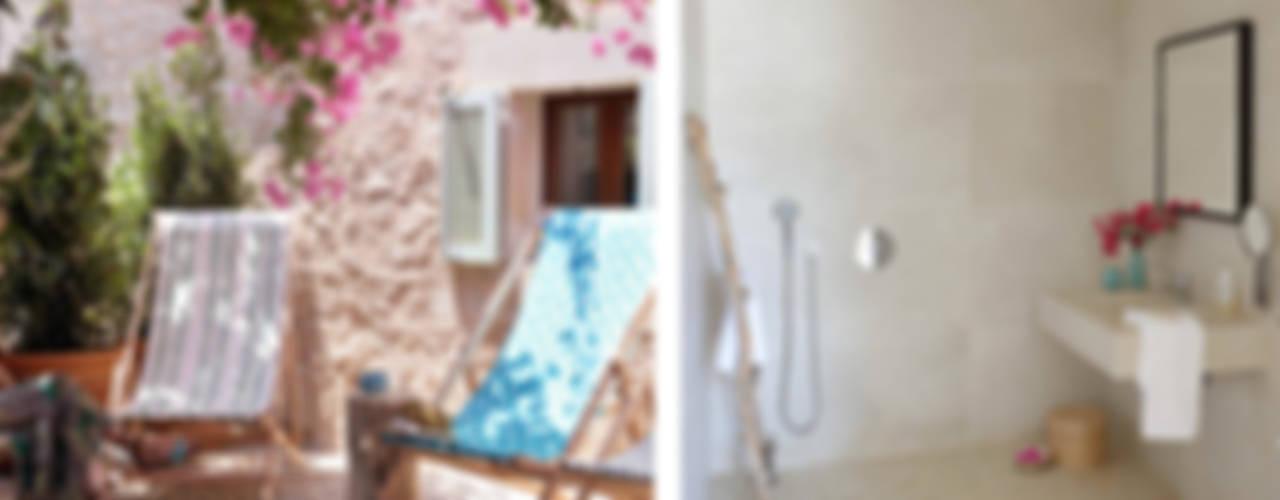 Terrazas de estilo  por Bloomint design