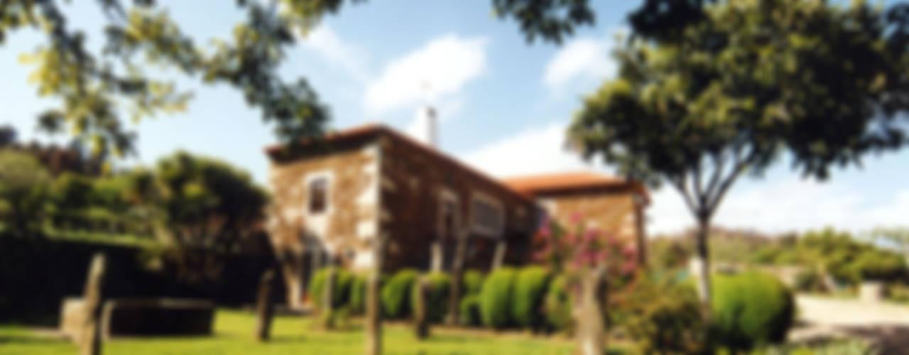 Casa rurale di Borges de Macedo, Arquitectura. Rurale