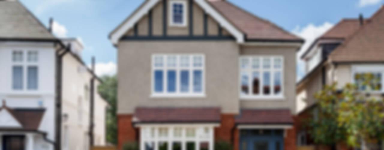 Ashley Road Casas de estilo moderno de Concept Eight Architects Moderno