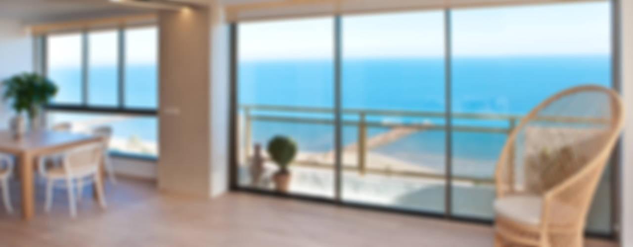 CASA HORIZON Casas de estilo moderno de Barea + Partners Moderno