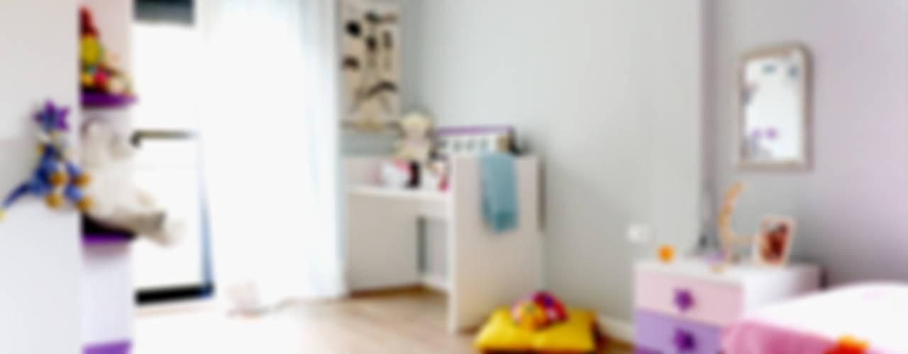 Antes de Casa de VV, en La Cañada Dormitorios infantiles de estilo moderno de acertus Moderno