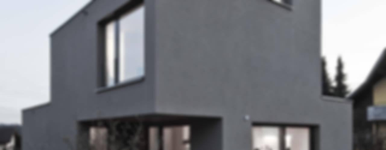 Maisons modernes par phalt Architekten AG Moderne