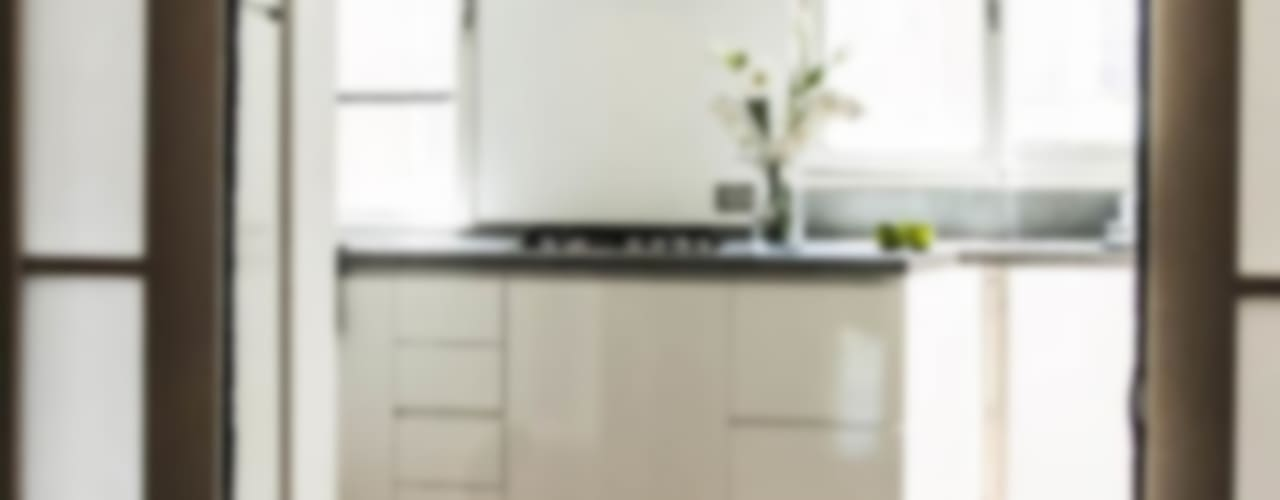 La casa di Cristina Cucina moderna di My Home Attitude - Barbara Sala Moderno