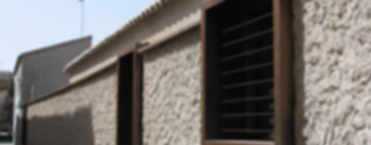 Casas de estilo minimalista por daniel rojas berzosa. arquitecto