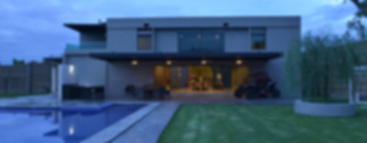 Casas de estilo minimalista de Con Contenedores S.A. de C.V. Minimalista