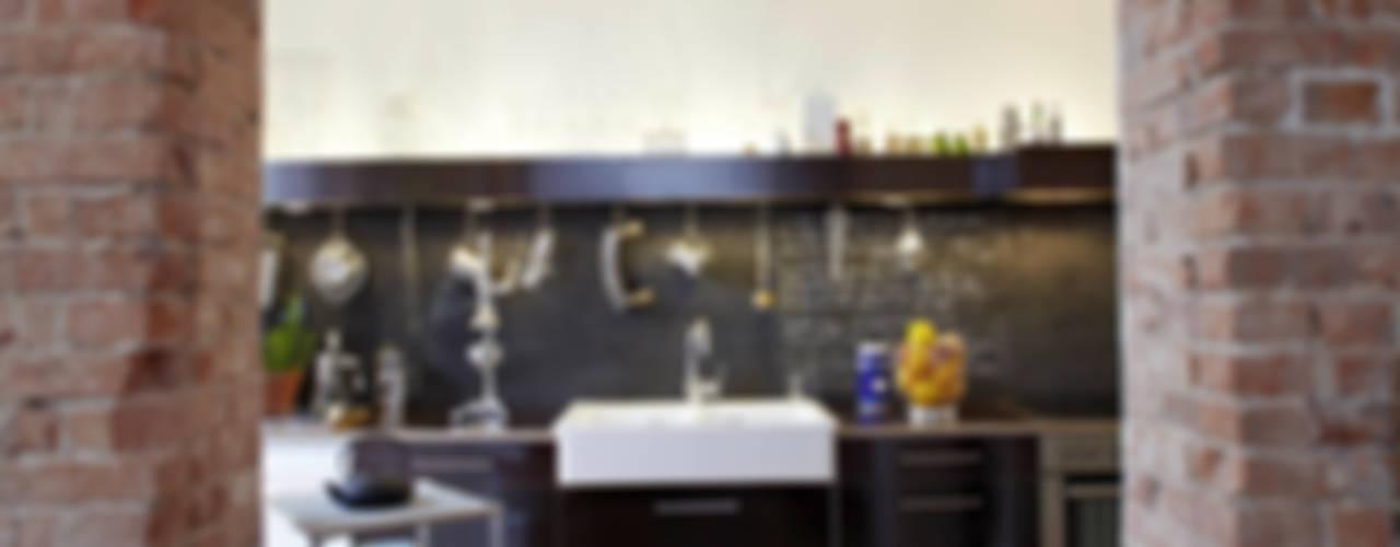 Cozinhas industriais por Wirth Architekten Industrial