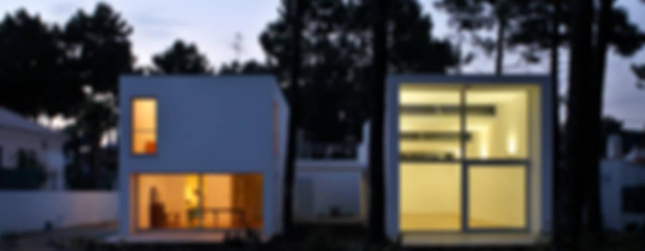 Casa GA: Casas  por SAMF Arquitectos,Moderno