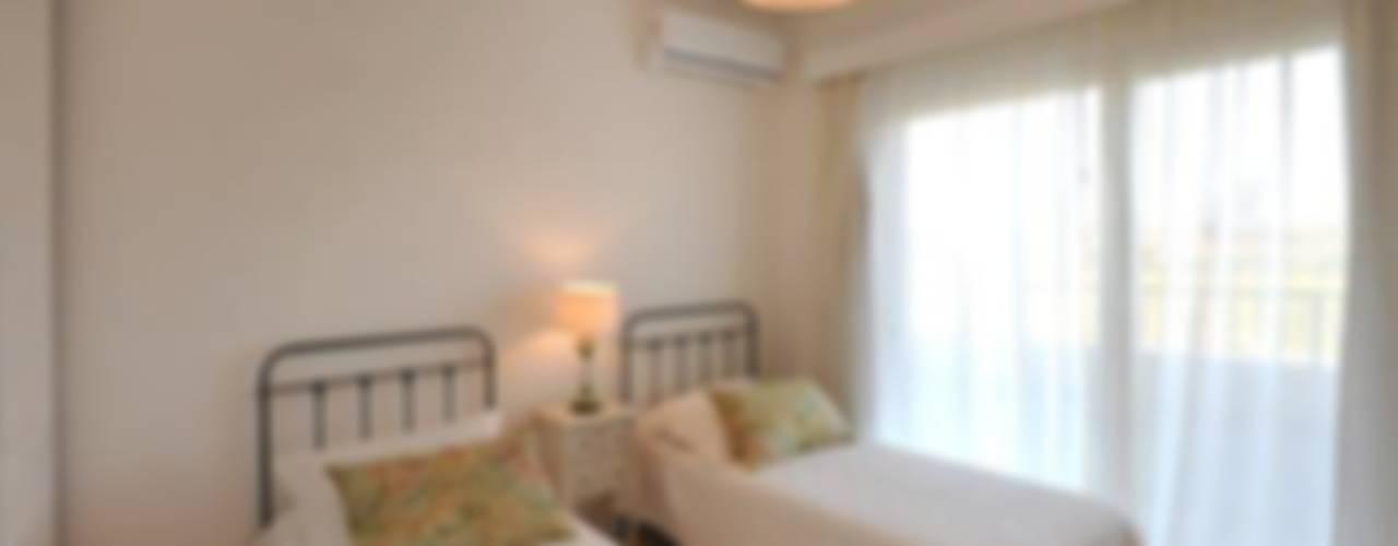 Bedroom by Parrado Arquitectura