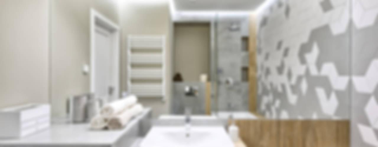 Skandinavische Badezimmer von Q2Design Skandinavisch