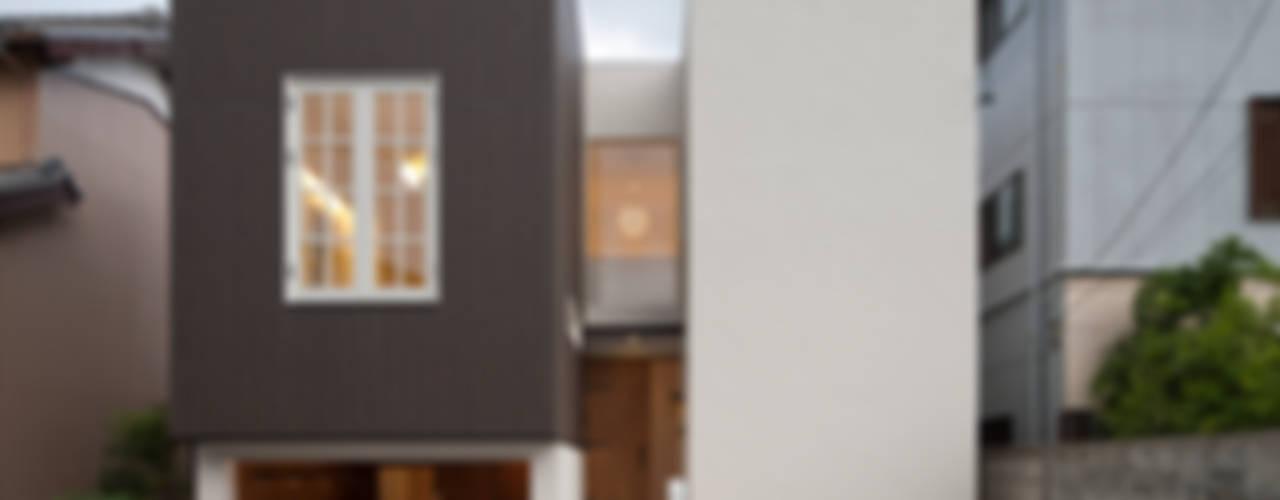 Houses by TTAA/ 高木達之建築設計事務所