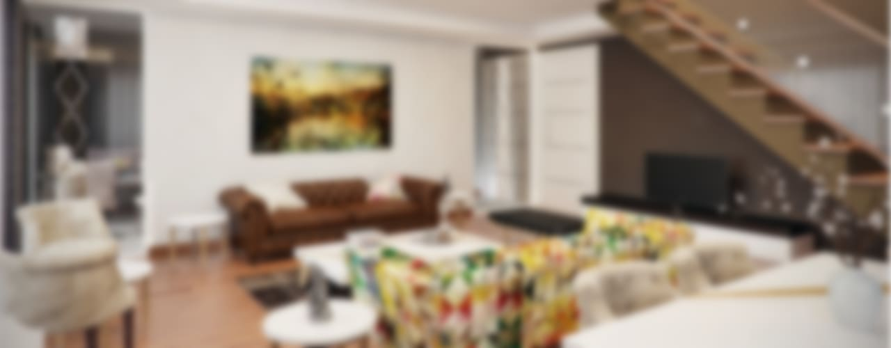 Modern living room by Decora Modern