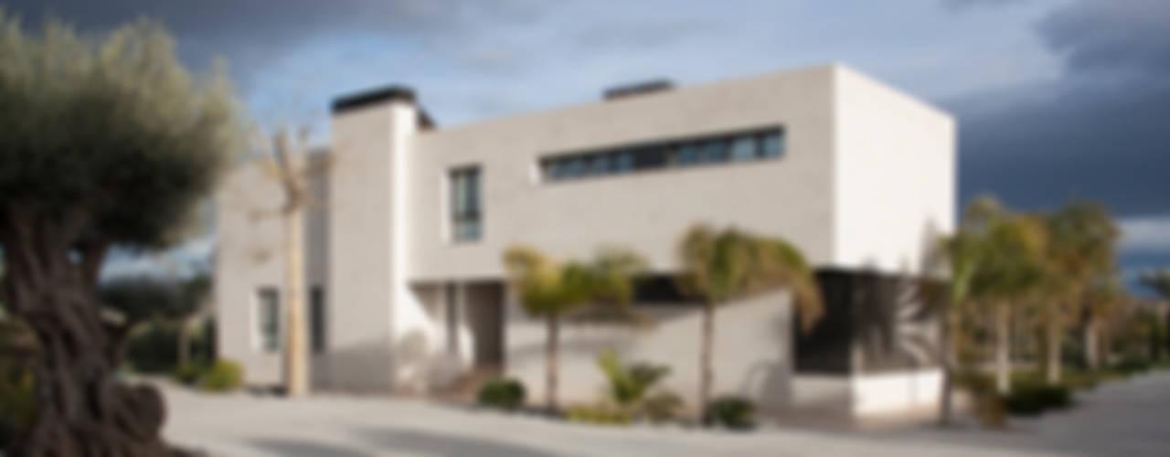 Casas minimalistas de Soler Martínez Minimalista
