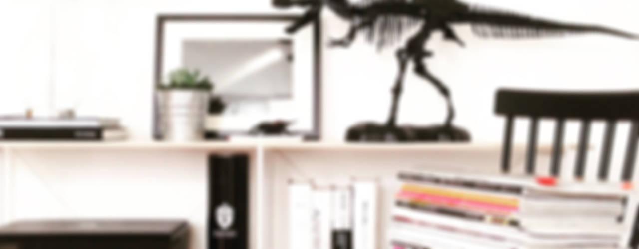 Ausgefallene Arbeitszimmer von homify Ausgefallen