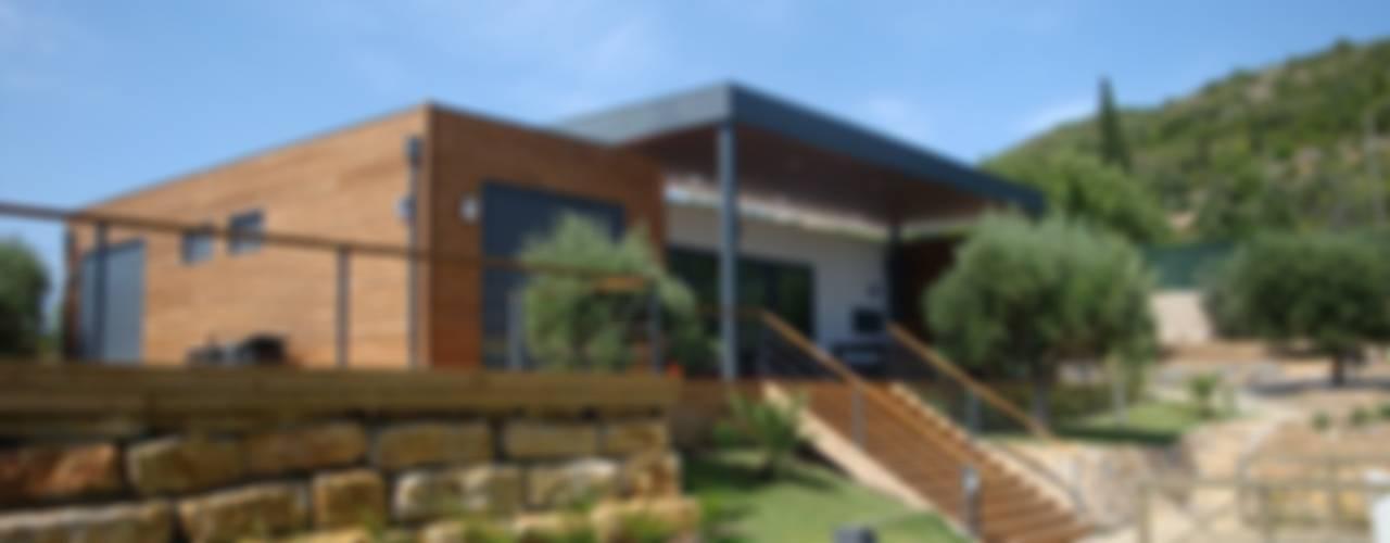 Casas  por KITUR , Campestre