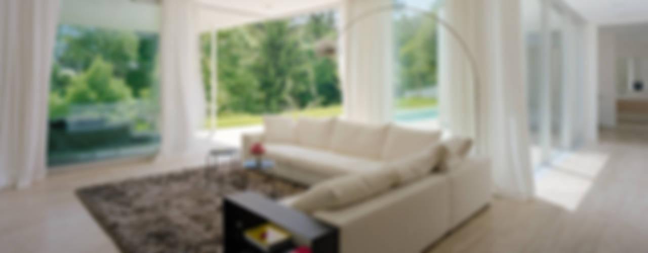 Salas de estar modernas por DREER2 Moderno