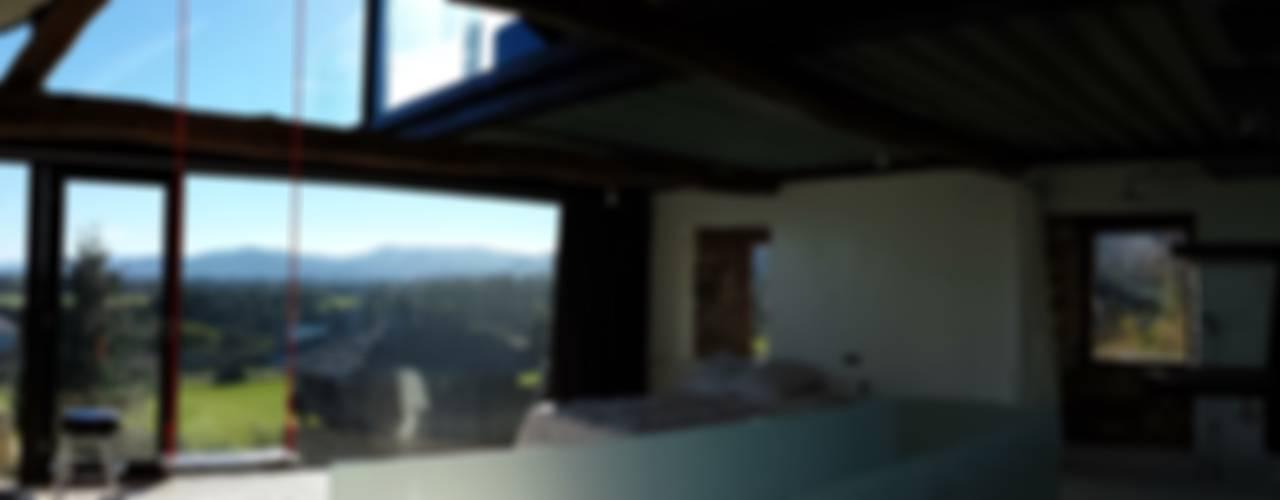 모던스타일 침실 by Tagarro-De Miguel Arquitectos 모던
