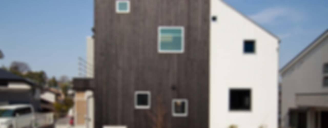 二俣川の家 モダンな 家 の ディンプル建築設計事務所 モダン
