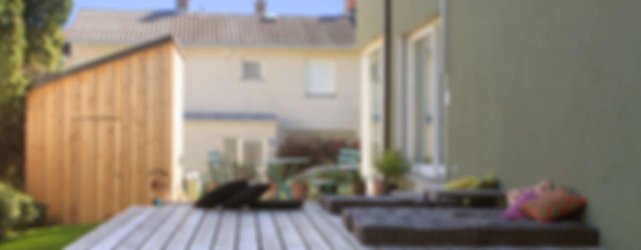 NACHHER Garten:   von mangold[architektur]