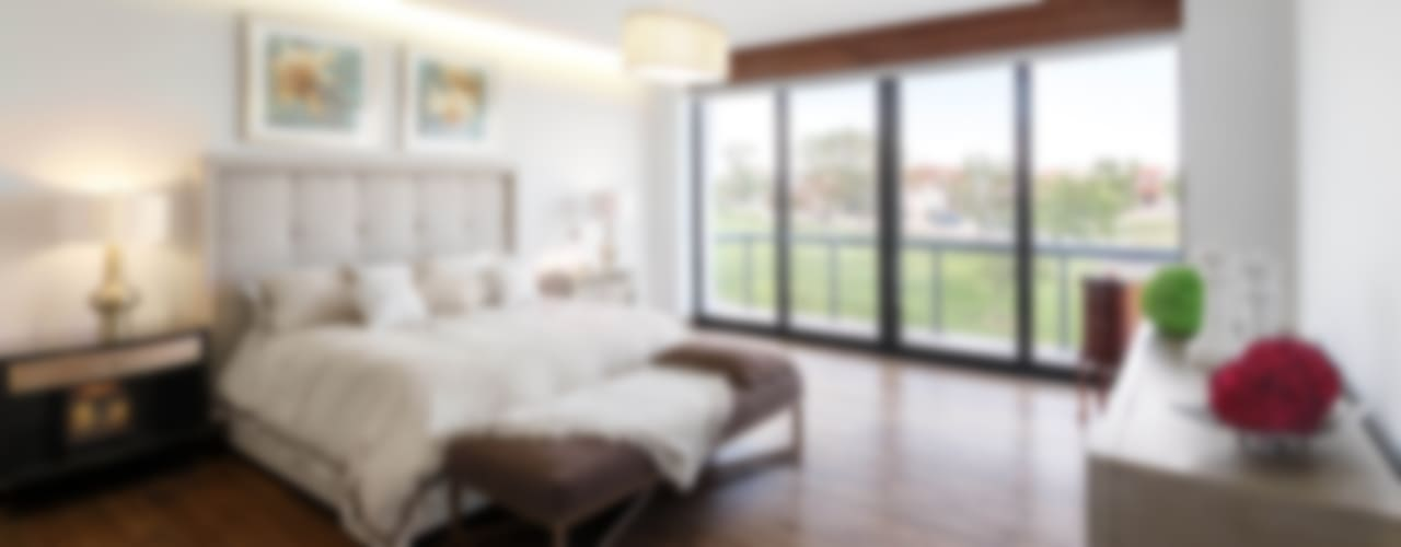 Moderne slaapkamers van Imativa Arquitectos Modern