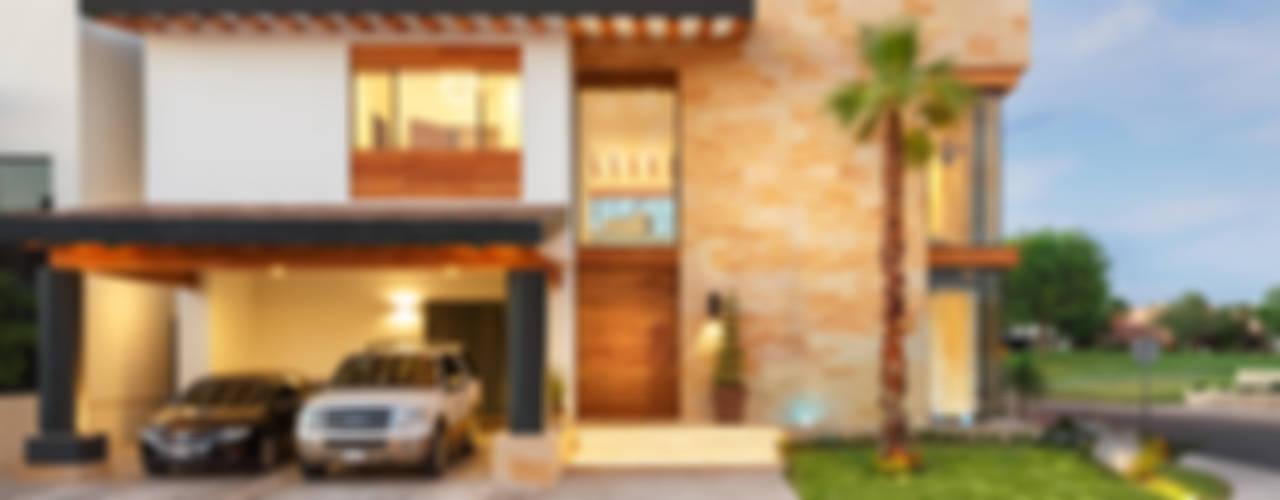 Projekty,  Domy zaprojektowane przez Imativa Arquitectos