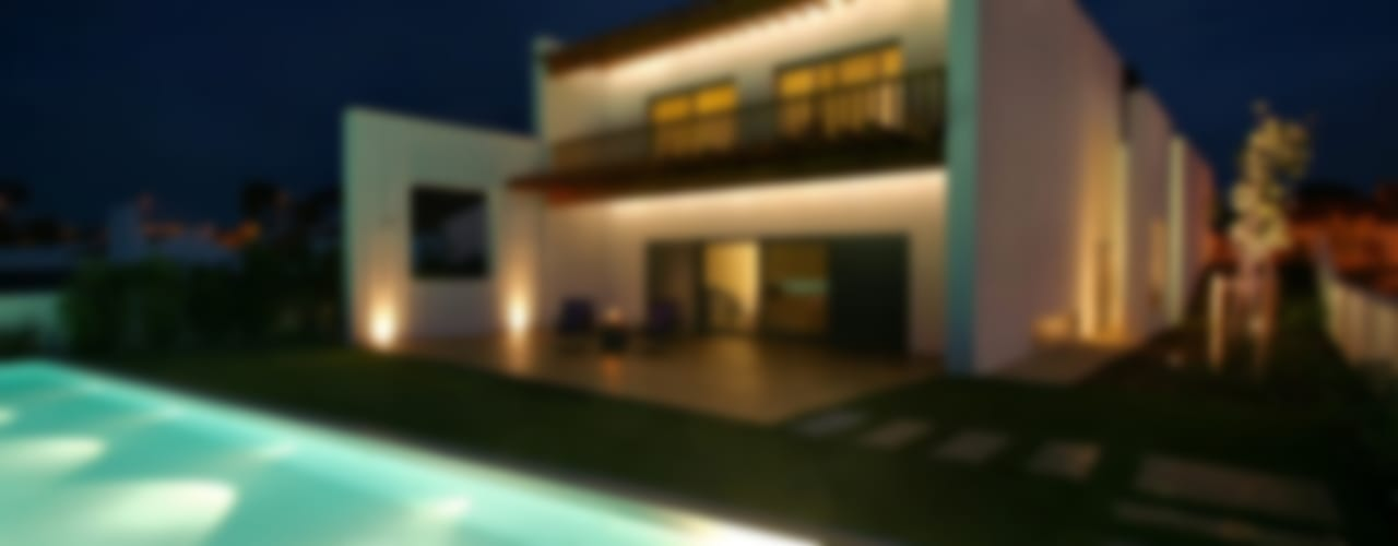 Moradia TM Casas modernas por Visual Stimuli Moderno