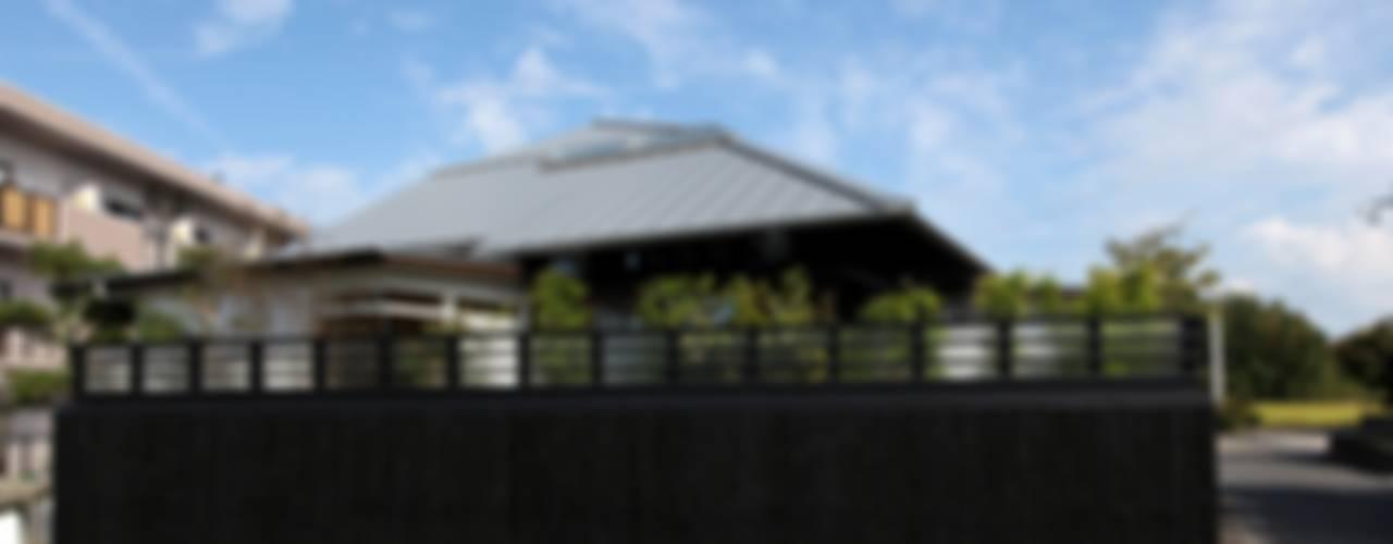 에클레틱 주택 by フィールド建築設計舎 에클레틱 (Eclectic)