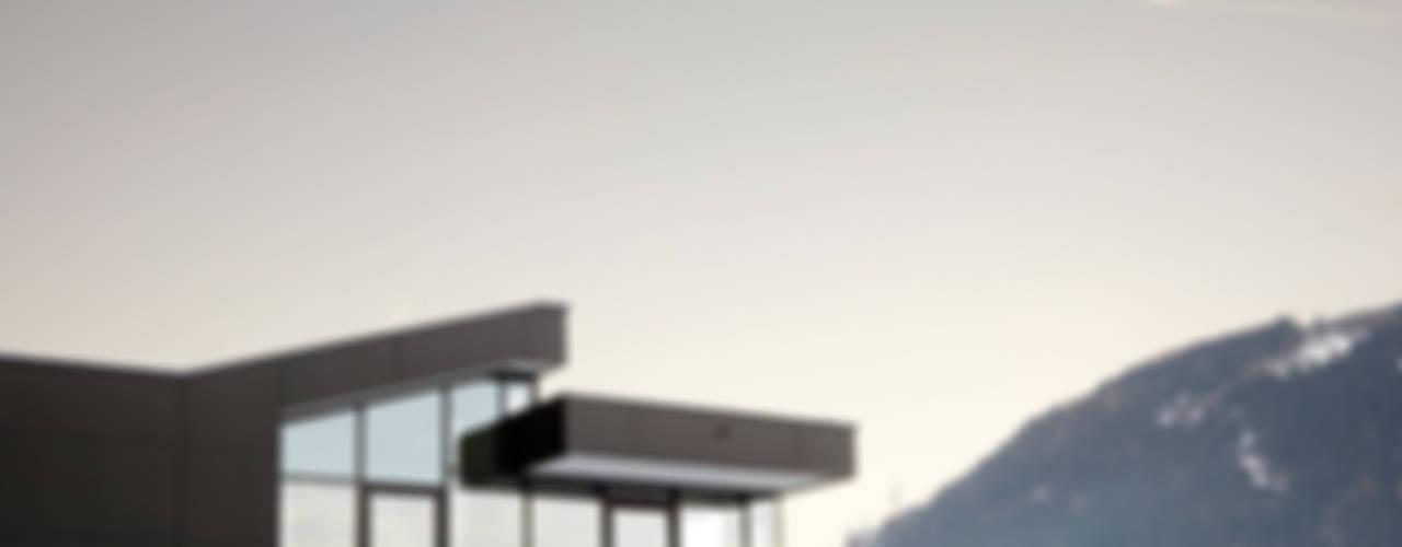 TOP LEVEL APARTMENTS Moderne Hotels von EINFACH3 Architekten Ziviltechniker KG Modern