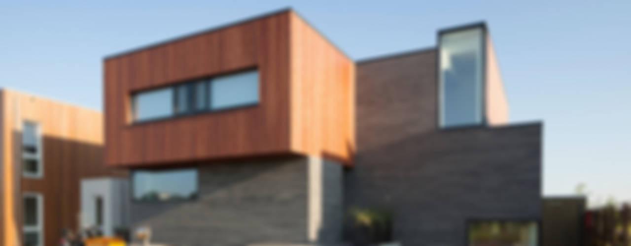 Woonhuis Ter Borch, Groningen:  Huizen door De Zwarte Hond, Modern