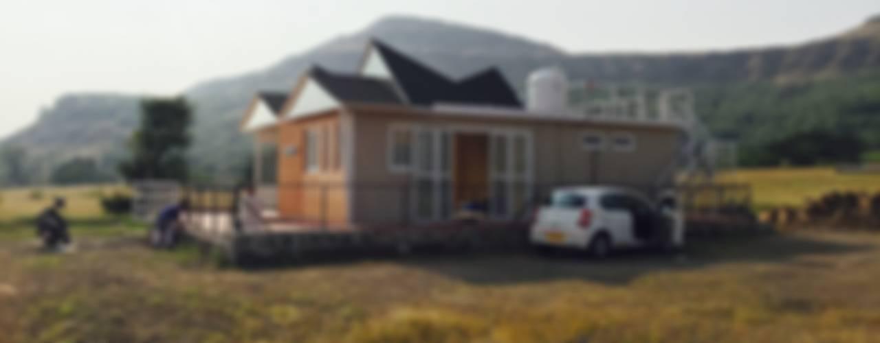 Casas de estilo rural de Square7 Architects & Interior Designers Rural