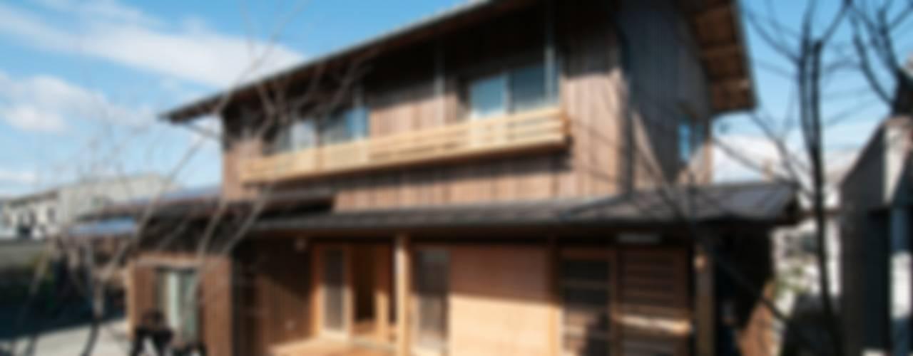 伊勢Fさんのいえ: shu建築設計事務所が手掛けた家です。