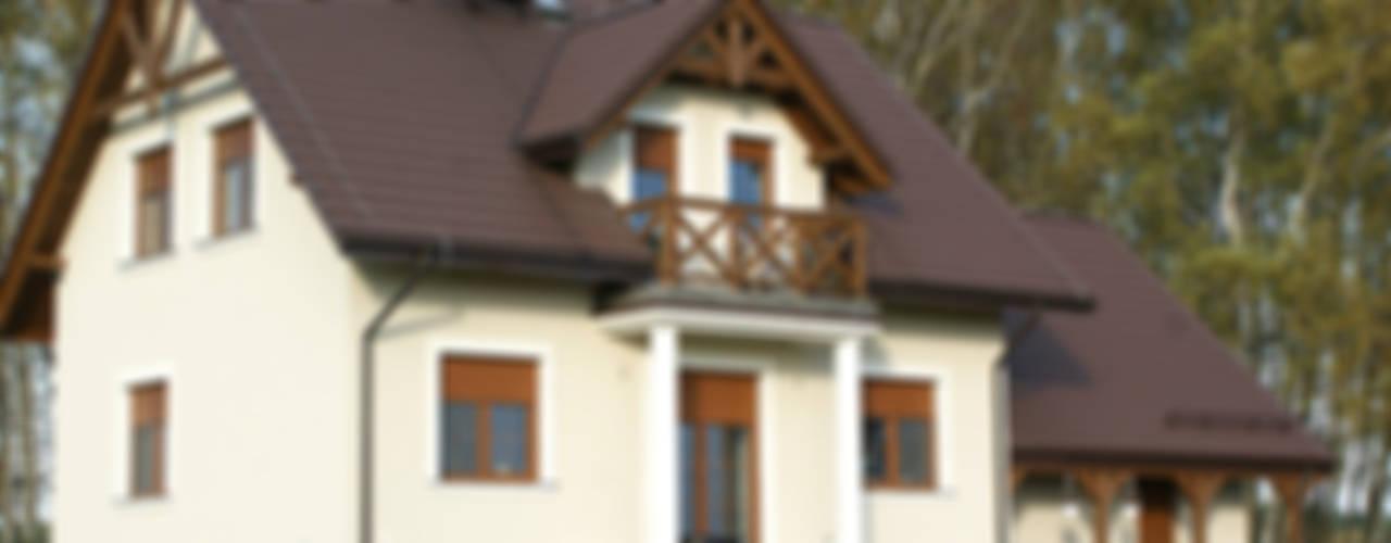 Häuser von Biuro Projektów MTM Styl - domywstylu.pl, Klassisch