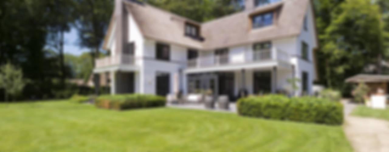 Jardin de style  par Friso Woudstra Architecten BNA B.V., Moderne