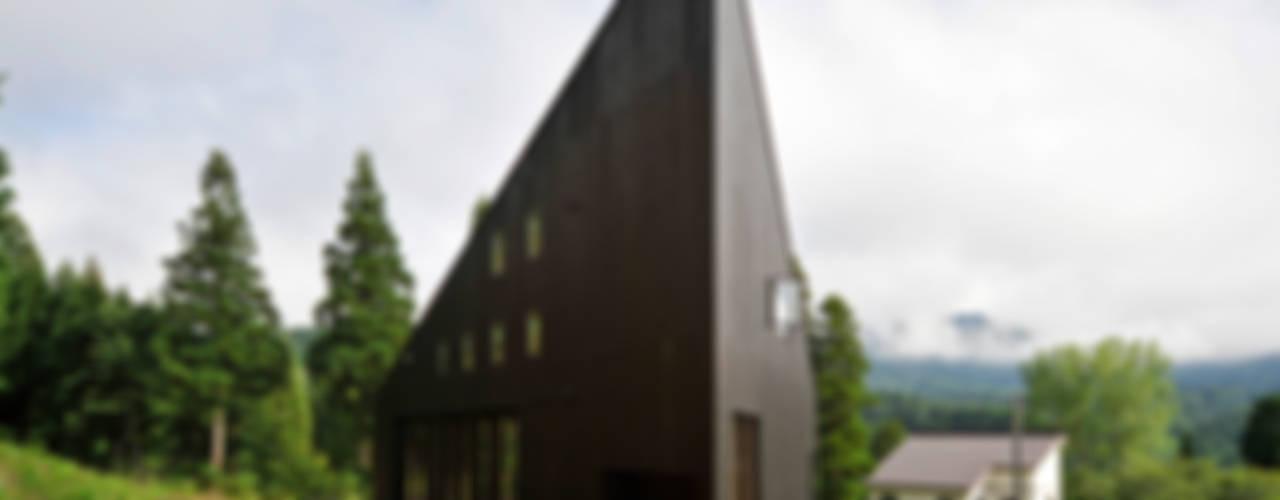 山本想太郎設計アトリエ의  주택