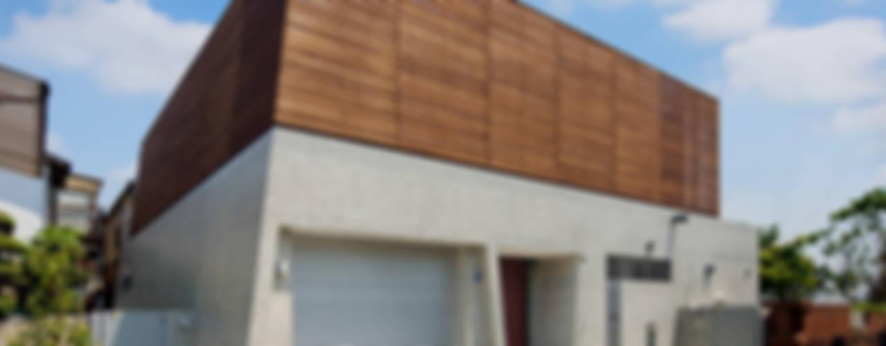 Moderne Häuser von モリモトアトリエ / morimoto atelier Modern