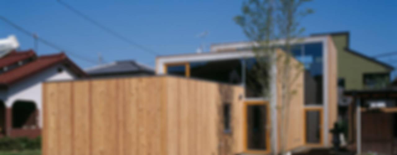 下小鳥の家 モダンな 家 の 桐山和広建築設計事務所 モダン