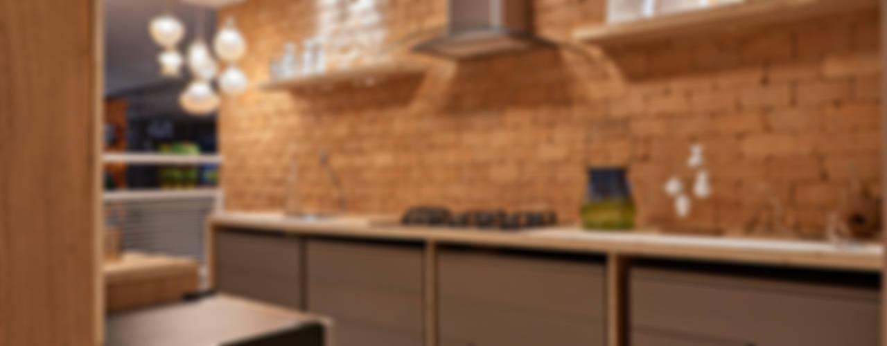 Decora Líder Brasília - Apartamento Urbano Lider Interiores Salas de estar modernas