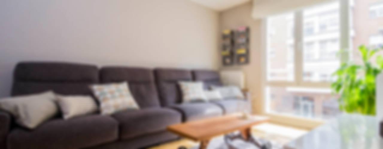 homify Modern living room