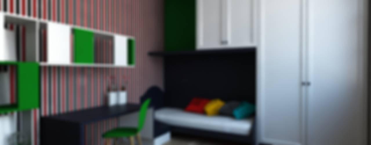 INdesign – çocuk odası:  tarz Çocuk Odası