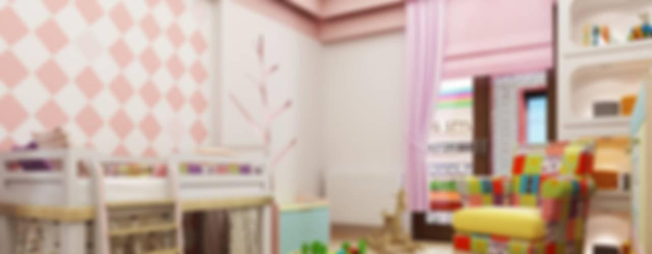 Modern nursery/kids room by Murat Aksel Architecture Modern