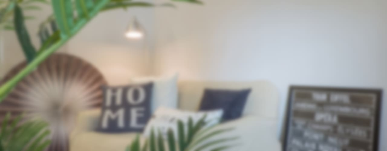 Home Staging: Camera da letto in stile  di Mirna.C Homestaging