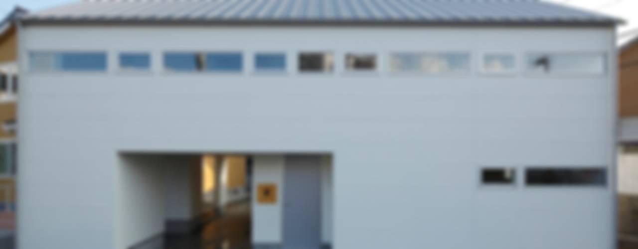 西原の家 オリジナルな 家 の 田原泰浩建築設計事務所 オリジナル