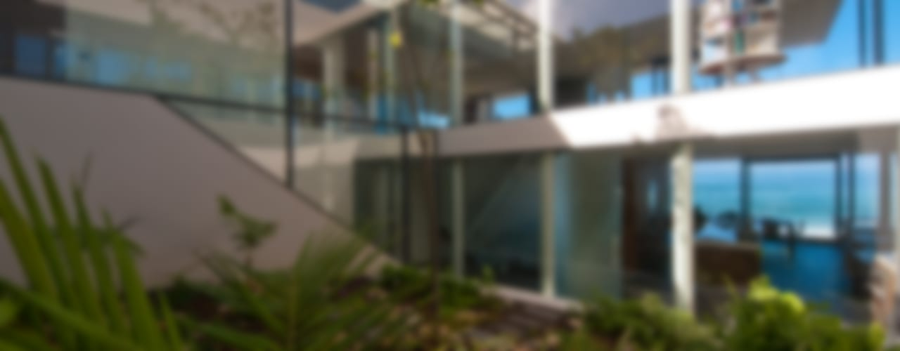 Villa Wilderness Moderne huizen van van ringen architecten Modern
