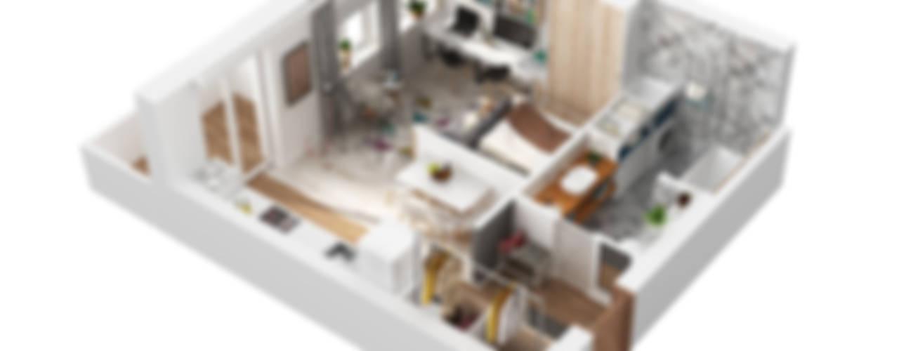 Apartament Verbi :  в . Автор – Polygon arch&des, Минимализм