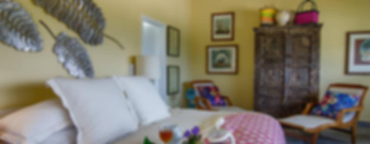 Dormitorios de estilo moderno de Olivia Aldrete Haas Moderno