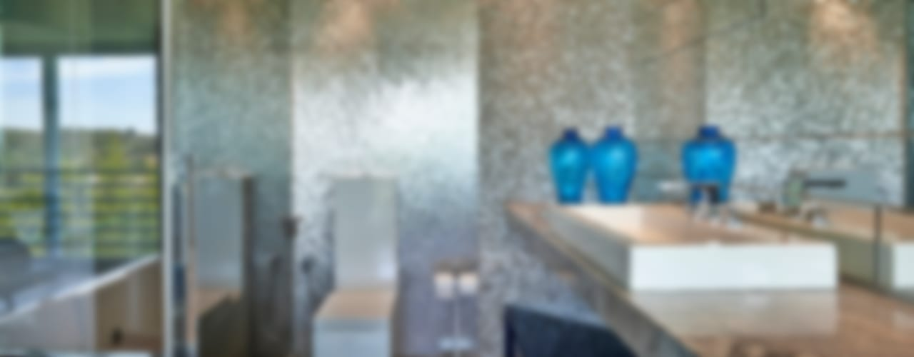 Baños de estilo  por Bellini Arquitetura e Design, Moderno