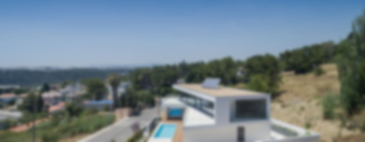 Casas de estilo  de JPS Atelier - Arquitectura, Design e Engenharia, Moderno